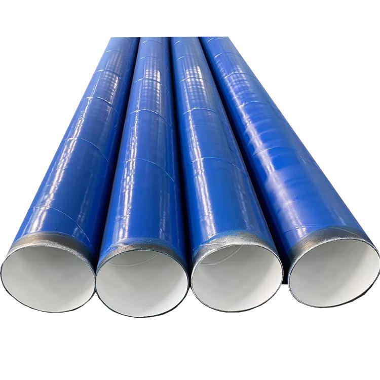 广西涂塑螺旋钢管厂家