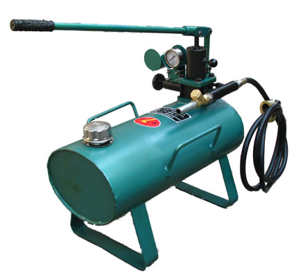 RKSB-28型乳化液快速升柱器