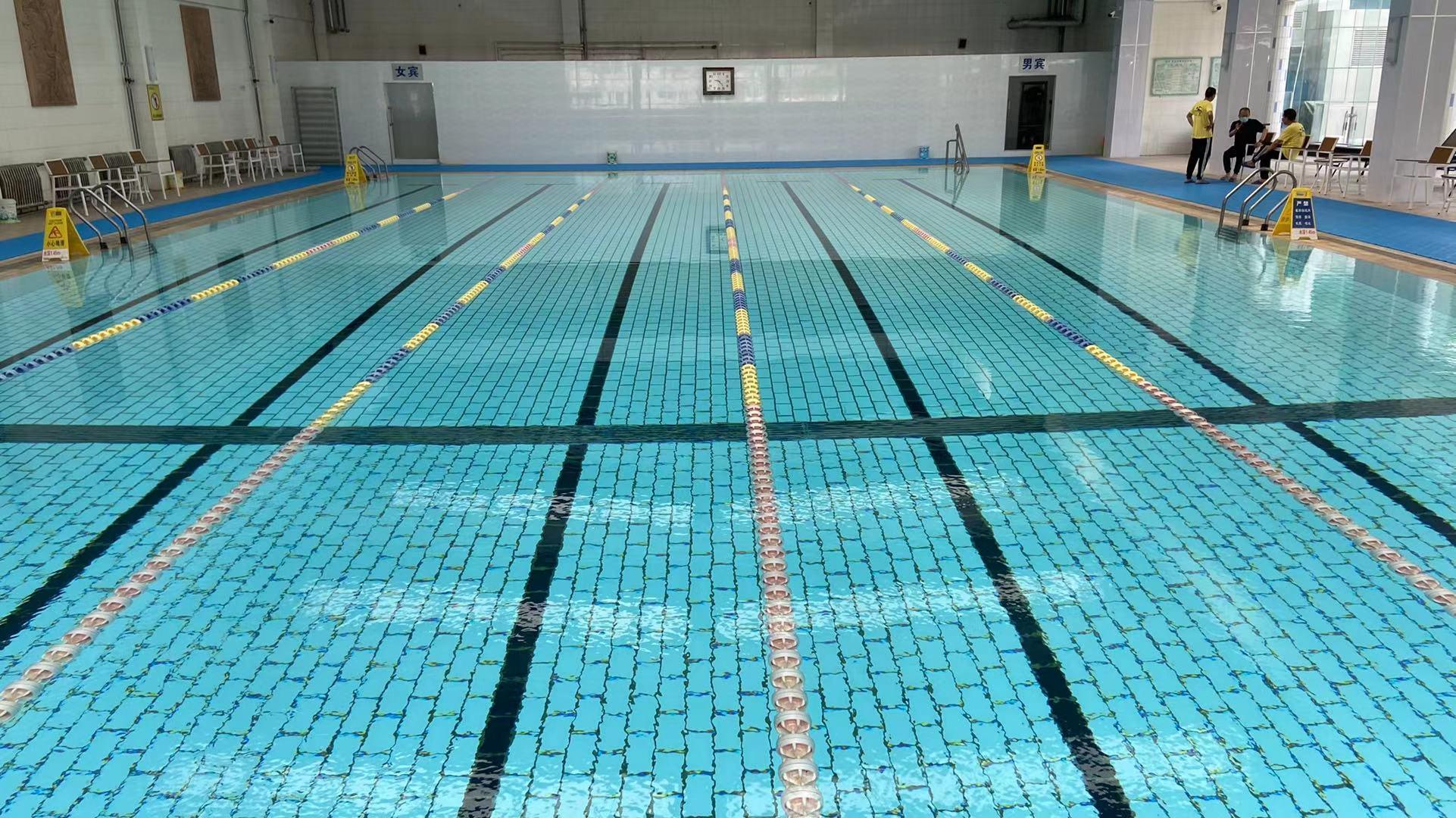 石家庄市老干部活动中心泳池