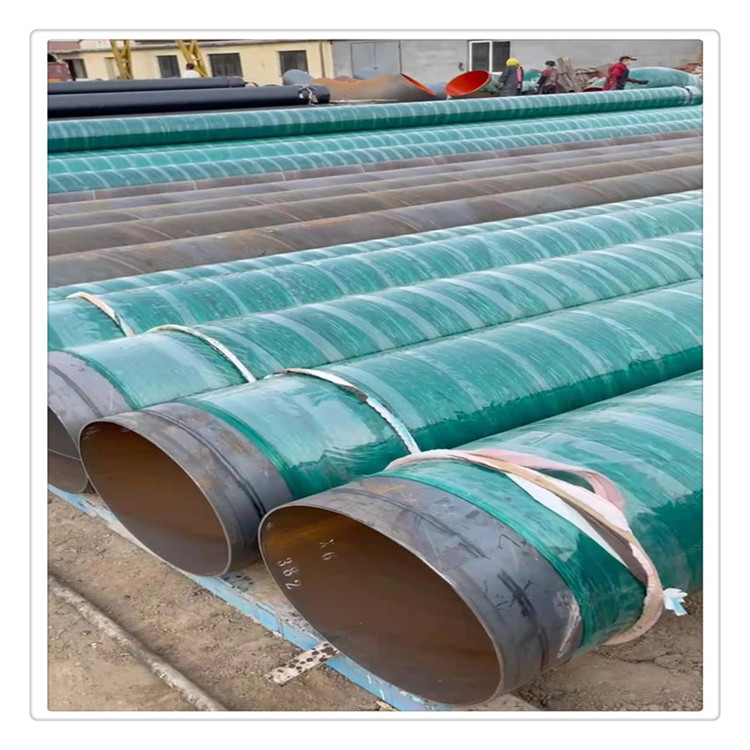 双法兰涂塑螺旋钢管厂家技术指导