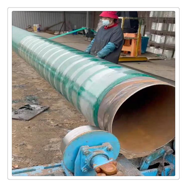 双法兰衬塑螺旋钢管厂家技术支持