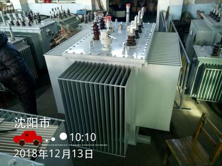 沈阳油浸电力变压器