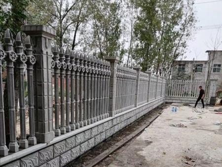 兰州水泥围栏