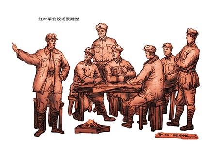 南陽雕塑廠