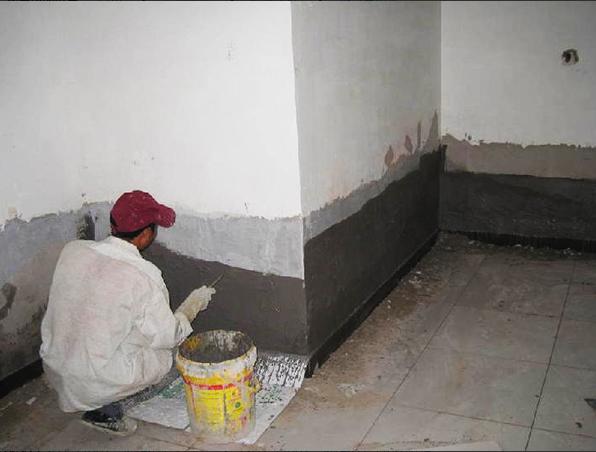 沈阳地下室防水