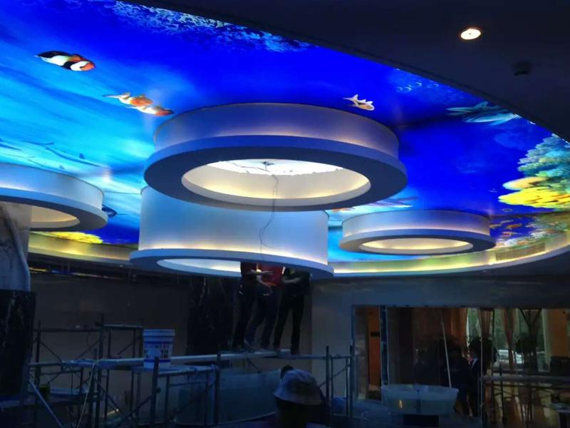 惠州UV軟膜燈箱