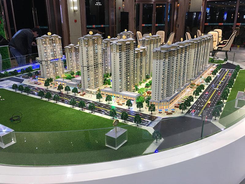 青海建筑模型