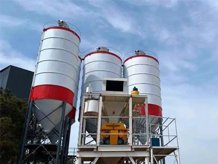 自动化干粉砂浆设备