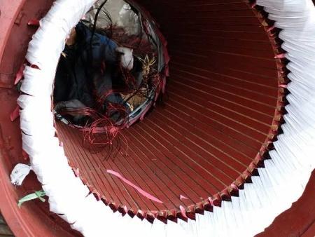 沈陽高壓電機修理改造