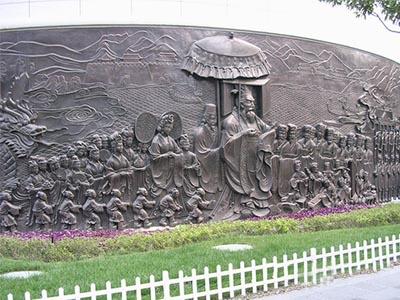 甘肃城市雕塑