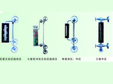 電接點水位計