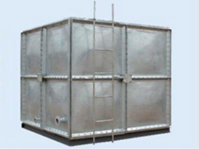 兰州镀锌板水箱