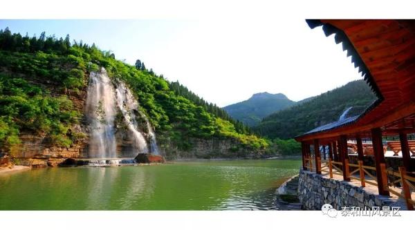 暑期度假,享清凉世界,去黄花溪感受山水瀑布与溪流