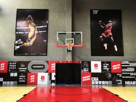 沈阳篮球馆地板