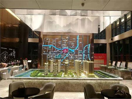 沈陽建筑模型