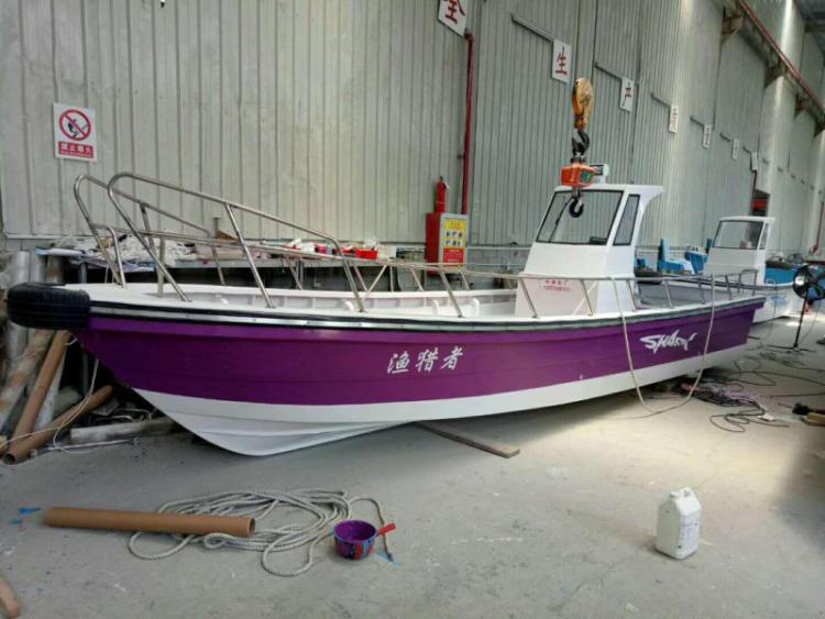 沈陽玻璃鋼游艇