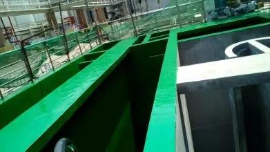 鐵質水箱玻璃鋼防腐