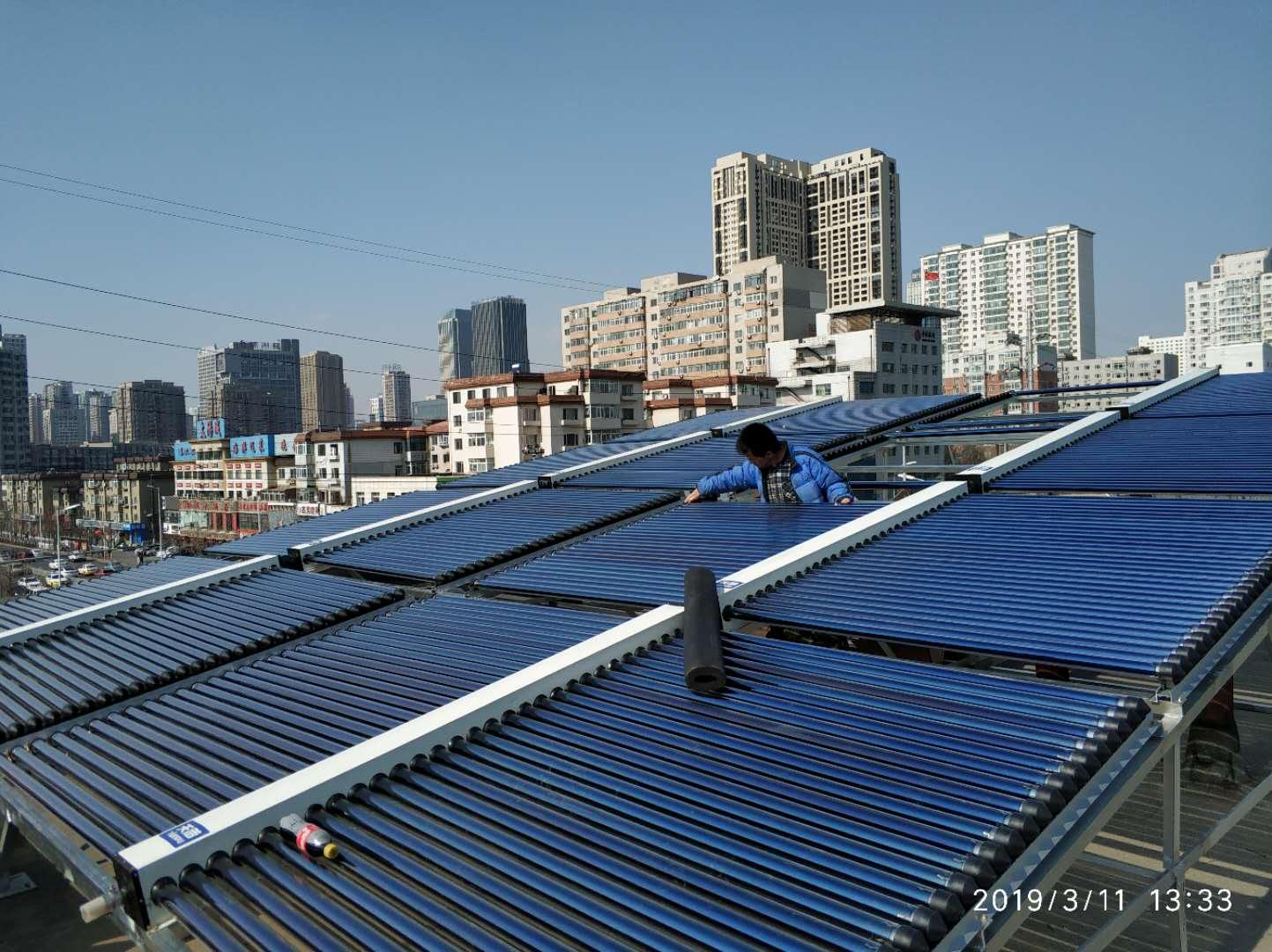 沈阳太阳能热水器