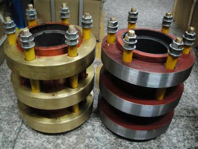 异形电机集电环