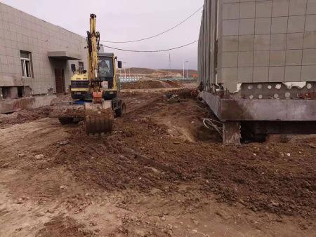 蘭州土石方工程