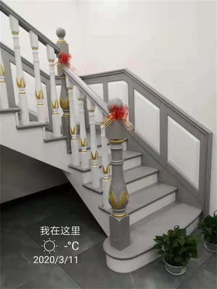 张家口实木楼梯
