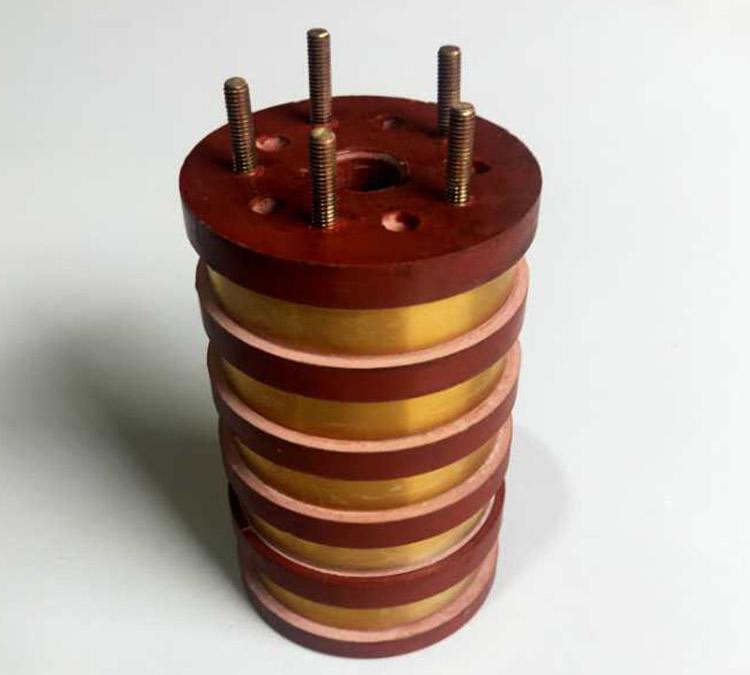 精密集电环导电环