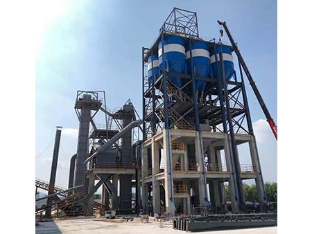 干混砂浆生产设备