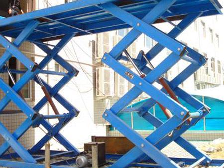倉庫升降貨梯