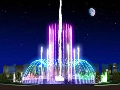 兰州喷泉设计