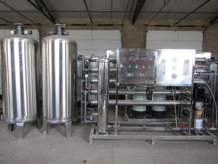 阜新反滲透水處理設備