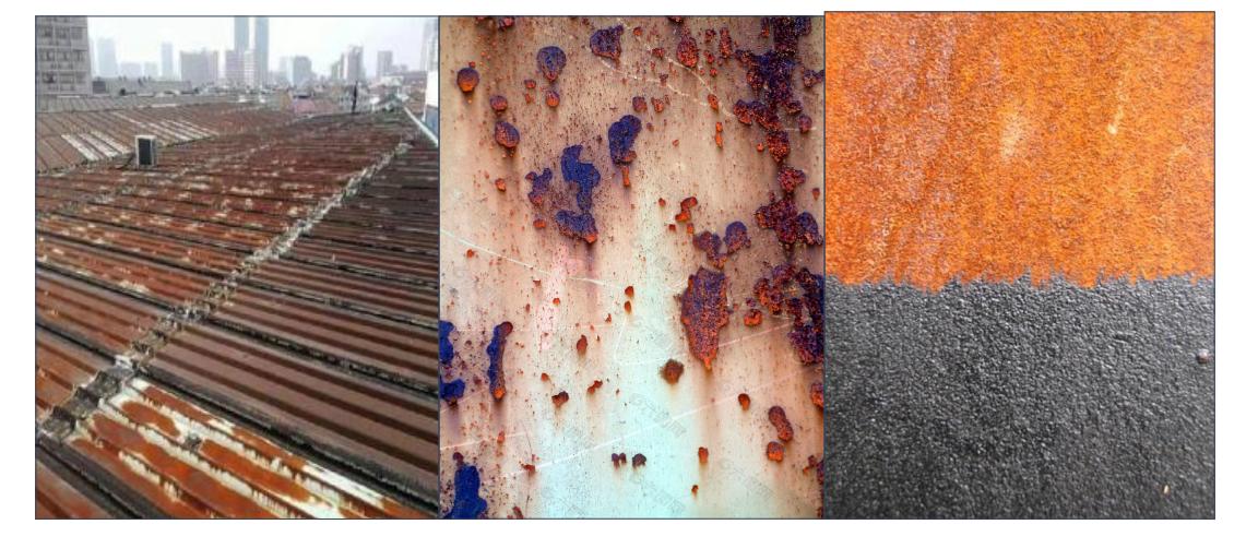 水性新型锈转化防腐底漆