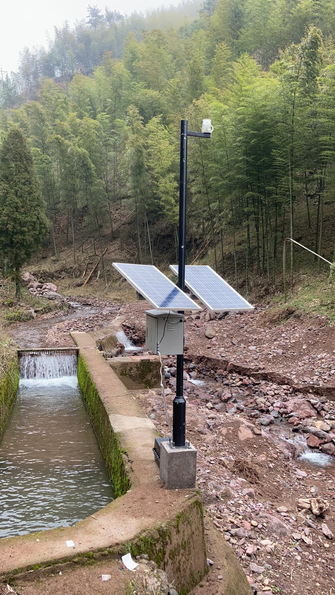 太阳能监控供电