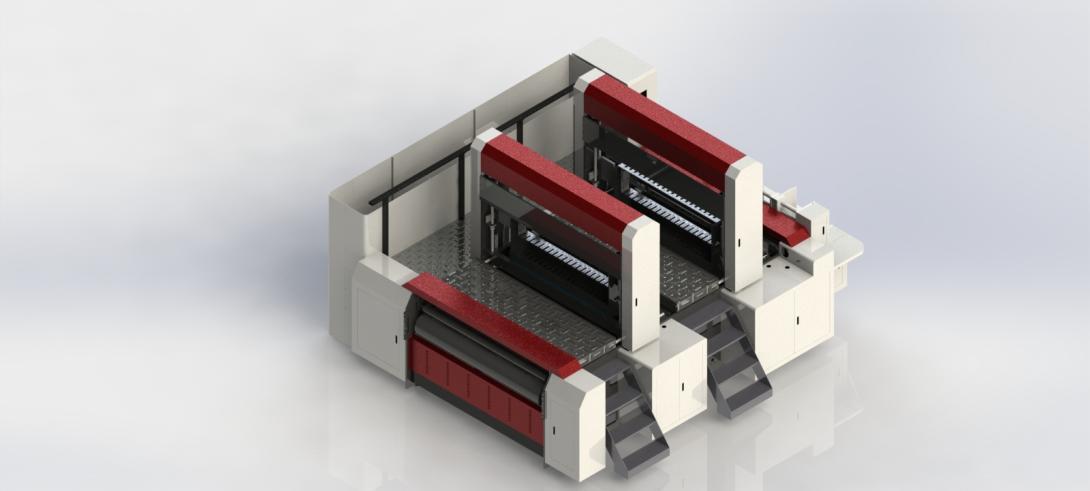 无版数码印刷机