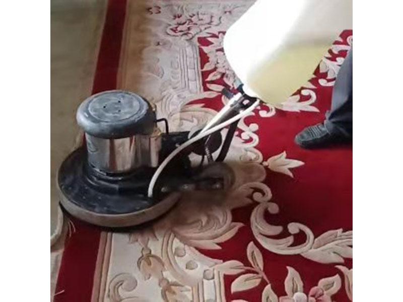 青海地毯清洗