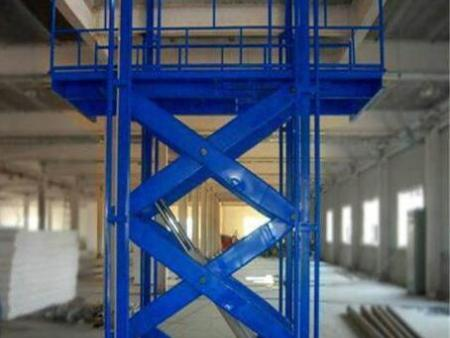 升降货梯平台