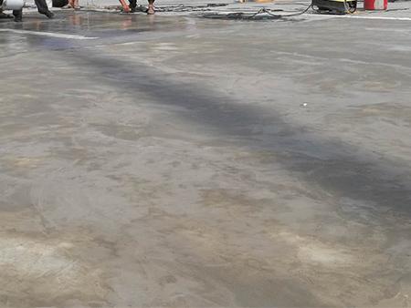 車間水泥地面
