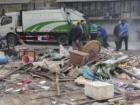 兰州建筑垃圾处理