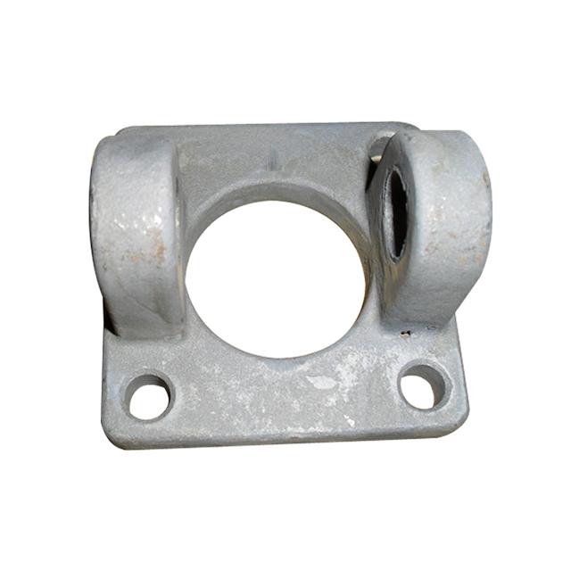 铸造机加工件