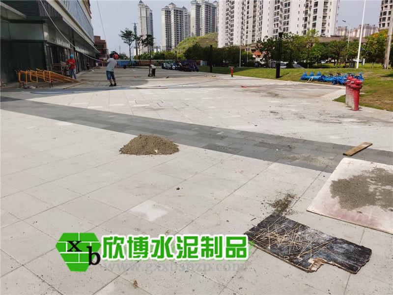 海绵城市透水砖