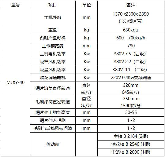 MJXY一40型吸尘自动喂棉头头体育直播