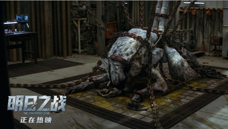 进口科幻大片《明日之战》火爆热映中 决战怪兽 沉浸又解压