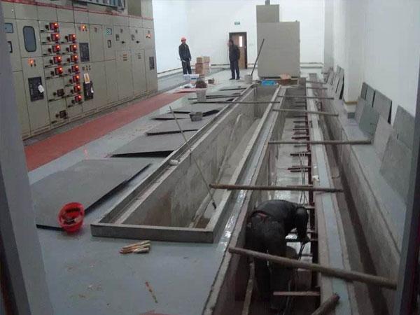 屋面混凝土結構自防水