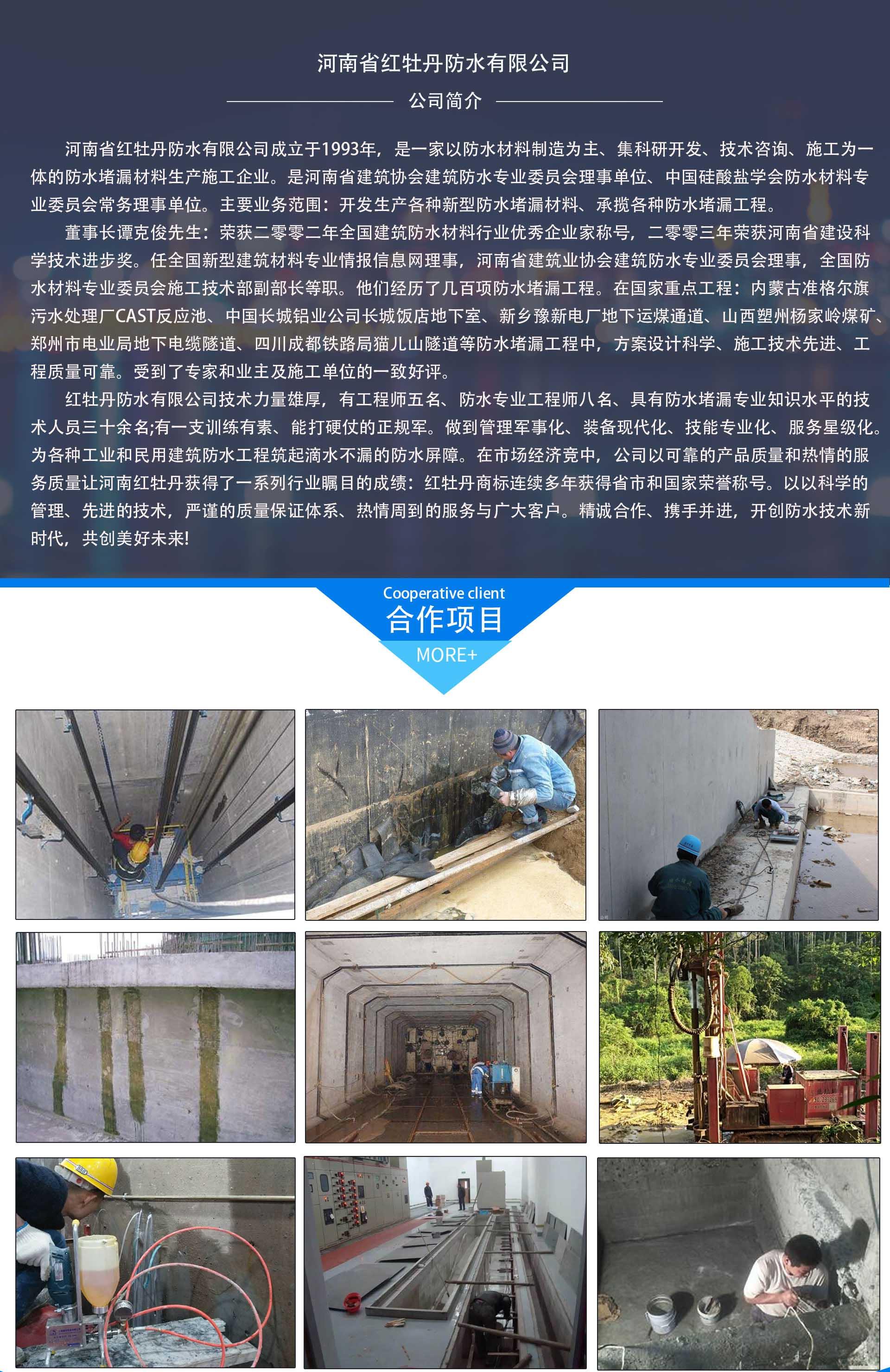 混凝土防水剂厂家