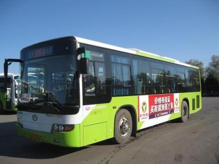 福州公交车