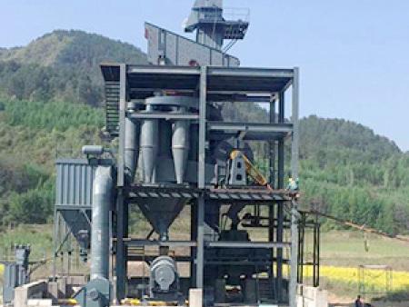 轻质石膏砂浆生产线设备