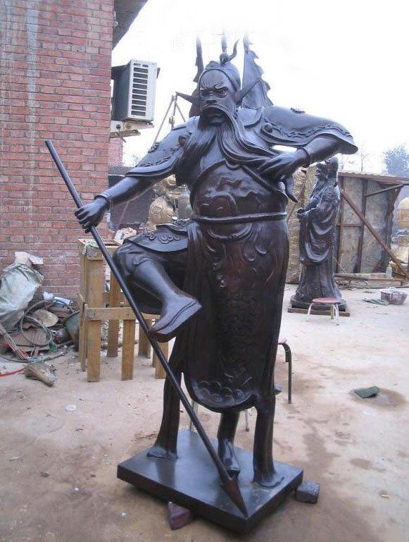 重庆锻铜雕塑