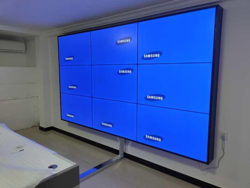 大屏幕无缝拼接