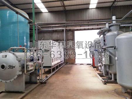 宁夏泰瑞制药股份有限企业12kg制氧源污水处理