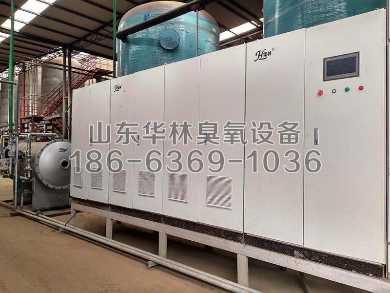 OZOHL-W水处理臭氧发生器