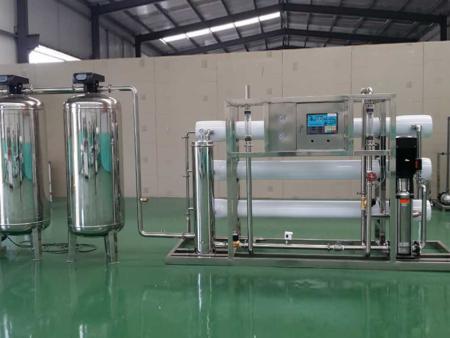 水处理设备正常运营需要留意的三点